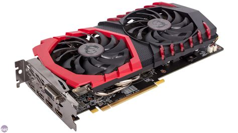 best geforce graphics card msi radeon rx 570 gaming x 4g review bit tech net