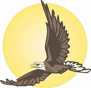 Cartoon Eagle Flying - Cliparts.co