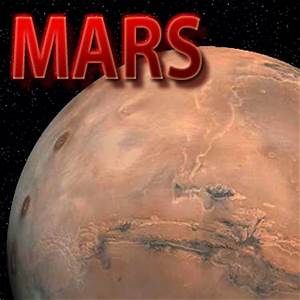 Mars - Bob the Alien's Tour of the Solar System
