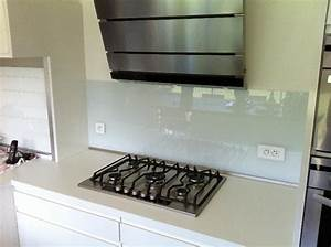 Crédence De Cuisine Originale : cr dences de cuisine unies atelier du verre cr ations ~ Premium-room.com Idées de Décoration