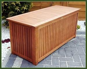 Auflagenbox Selber Bauen : aufbewahrungsboxen f r gartenauflagen ~ Markanthonyermac.com Haus und Dekorationen