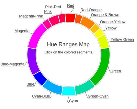 how to describe colors best 25 color names ideas on names