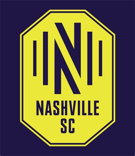 Nashville SC Reveals New Logo Ahead of MLS Debut - Logo ...