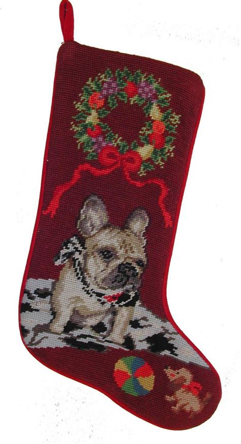 bulldog stocking holders bulldog just a tad pricey frenchie obsession