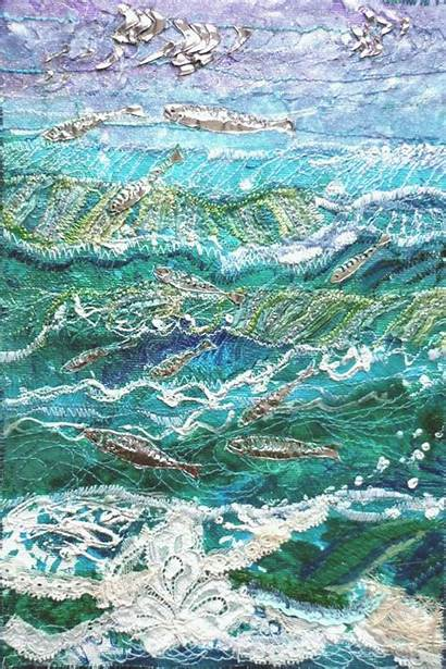 Gcse Sewing Landscape Textile Artists Trend20us Artikel