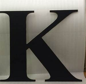 35 letter k wall decor my wall of life for Large letter k wall decor