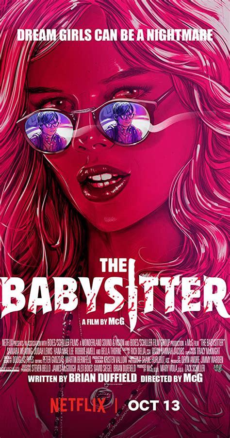 THE BABYSITTER: KILLER QUEEN | NETFLIX (2020) เดอะ เบบี้ ...