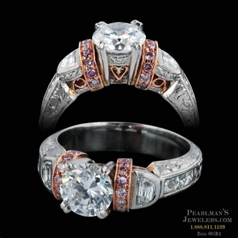 Michael Beaudry Jewelry Pink Diamond Novi Design Ring. Electrician Wedding Rings. Semi Precious Stone Jewellery. Meteor Wedding Rings. Silver Charm Bracelet. Sister Bangle Bracelets. Diamond Band. Clear Pendant. Round Diamond