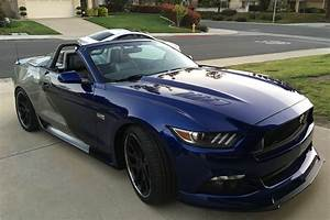 2016 FORD MUSTANG GT CONVERTIBLE NEIMAN MARCUS EDITION - 210174