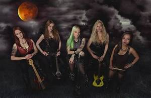 Swiss All Girl Heavy Metal Band Burning Witches Releases ...