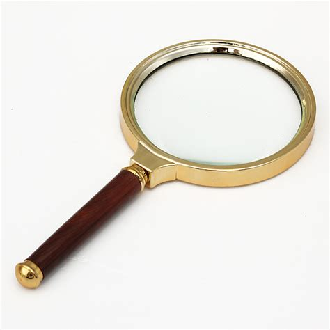 magnifying glass l 10x 90mm 10x magnifier magnifying glass lens zoomer loupe us