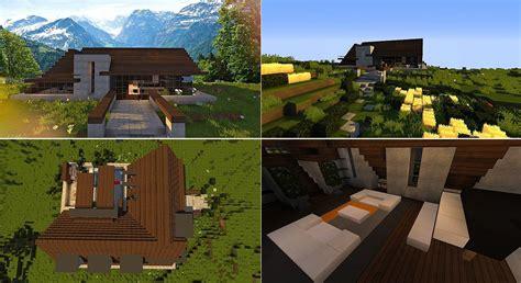 chambre minecraft decoration de maison minecraft idées de décoration et de