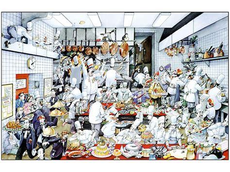 poster cuisine poster la cuisine de roger blachon 30 x 44 5 cm