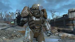 Tumbajambas Combat Power Armor Fallout 4 Mod download