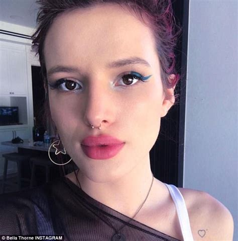 Bella Thorne Denies Masturbation Video Is Real Daily