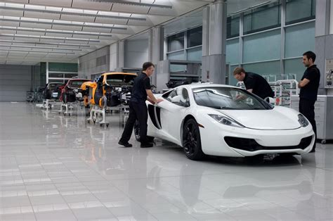 mclaren factory mclaren announced new factory autoevolution