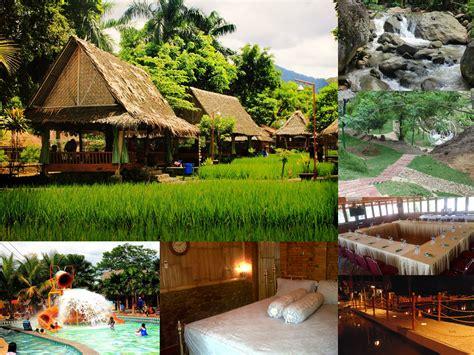 kampung turis kawasan wisata terpadu  karawang