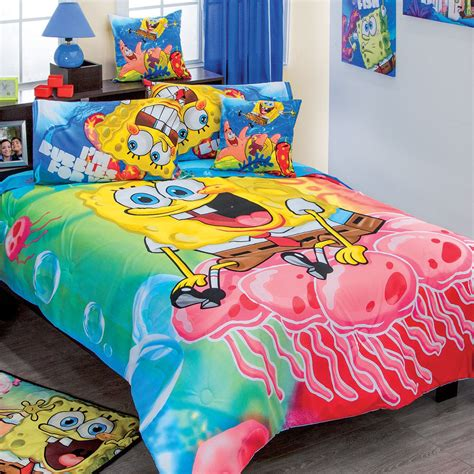 spongebob toddler bedding amazing spongebob toddler bed set modern home interiors