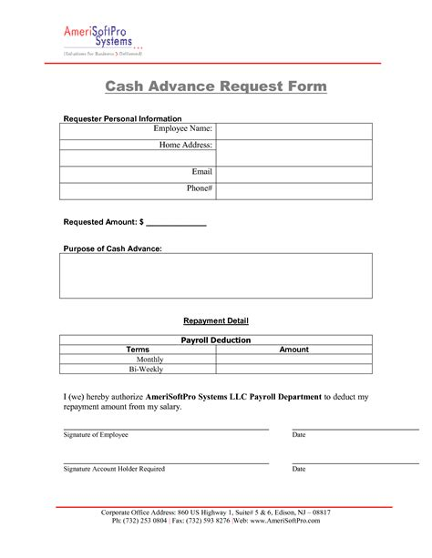 payroll advance form printable year calendar