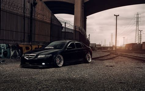 flawless acura tl stancenation form function