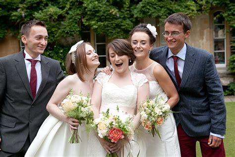 An Elegant Black Tie Oxford University Wedding