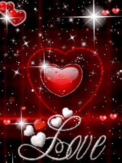 color hearts wallpaper animated gif love kiss hug heart
