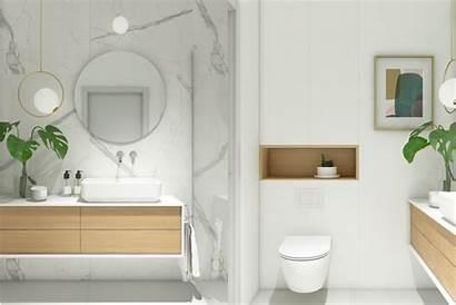 Minimalist Bathroom Modern Bathrooms Simple Interior Decor
