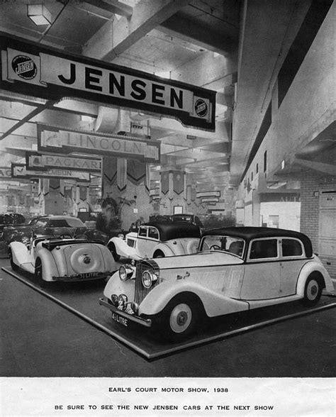 Pre-war Jensens