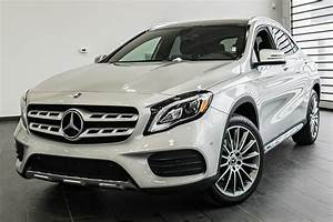 New 2018 Mercedes Benz GLA GLA250 4MATIC SUV In Calgary
