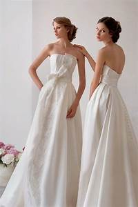 2015 summer beach wedding dresses strapless lace bow satin With wedding dresses 2015 summer