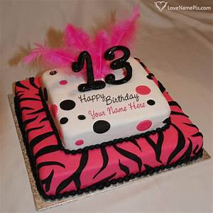 Birthday Cakes Images. Cute Birthday Cake For Teenage Girl ...