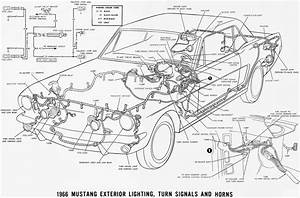 1989 Mustang Wiring Harness Diagram