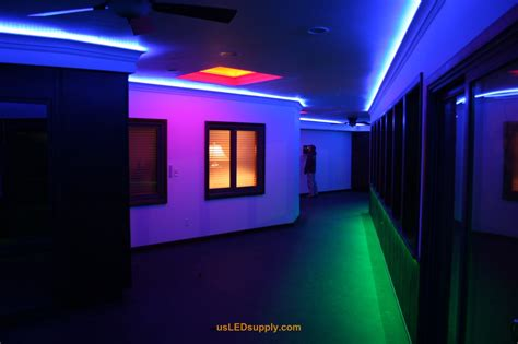 Above Kitchen Cabinet Decor Ideas - fritzing project arduino controlled rgb led light strips