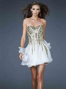 short gold wedding dresses styles of wedding dresses With gold short wedding dresses