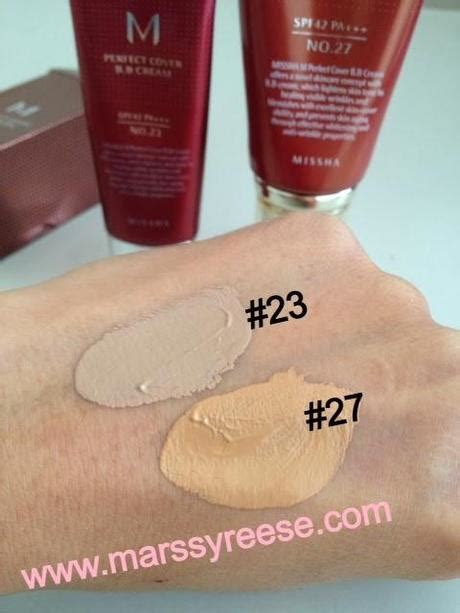 A Review on Missha M Perfect Cover B.B Cream (Honey Beige