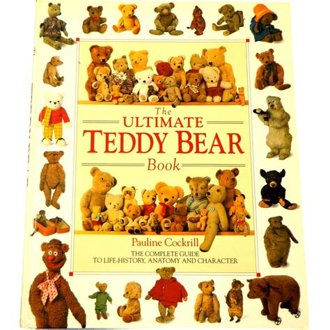 Ultimate Teddy Bear Book Excellent Reference Beautifully