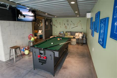 Game Room Pictures From Diy Network Blog Cabin 2015 Diy