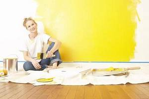 How to Paint Over Bright Yellow Walls Home Guides