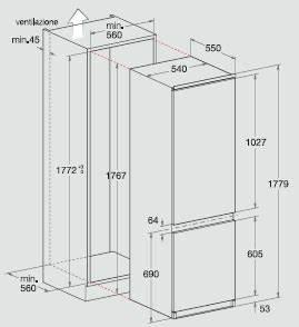 Volumen Ei Berechnen : hotpoint ariston bcb 312 aai ha k hlschr nke eingebaute ~ Themetempest.com Abrechnung