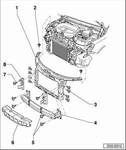 Skoda Workshop Manuals  U0026gt  Fabia Mk2  U0026gt  Body  U0026gt  Body Work