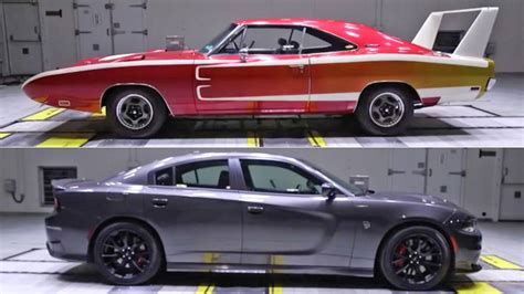 How Does A '69 Dodge Charger Daytona Compare To A Charger
