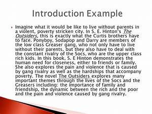 The Outsiders Essay Questions And Answers the outsiders discussion ...