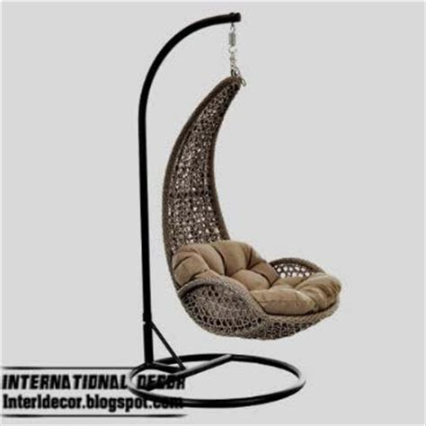 unique hanging chairs top catalog of hanging chairs 2014 all types of hanging chairs for interiors