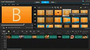 Corel Videostudio Pro X7 : how to make a slideshow with music in corel videostudio pro x7 youtube ~ Udekor.club Haus und Dekorationen