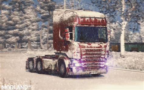 euro truck simulator  mods geforce
