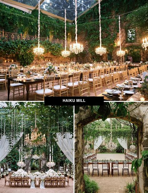 top  coolest wedding venues   united states cheap