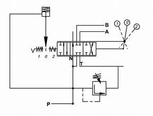 Hydraulic Log Splitter Control Valve W   Return Stroke Detent  21 Gpm
