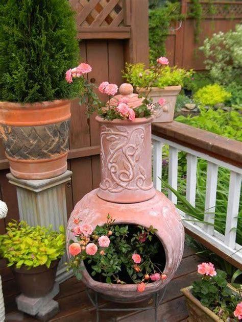 30 ไอเดีย จัดสวนสวยด้วยกระถางดอกไม้   homeEST.com