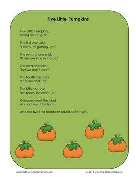 pumpkins song chart  careteachkids tpt