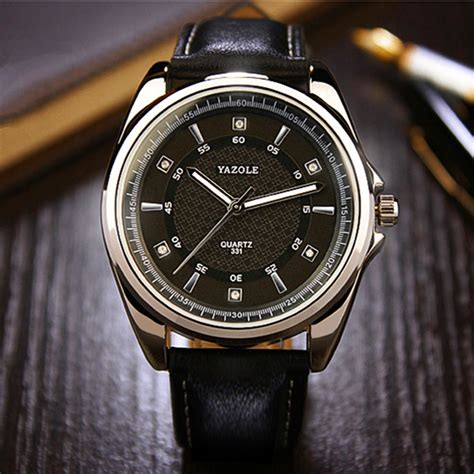 Yazole Watches Mens Watch Top Brand Luxury Famous Male